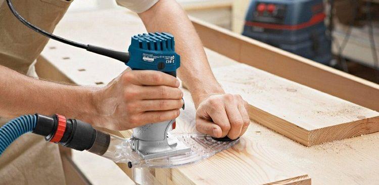 Mách bạn Nguyên tắc an toàn khi sử dụng Máy phay gỗ